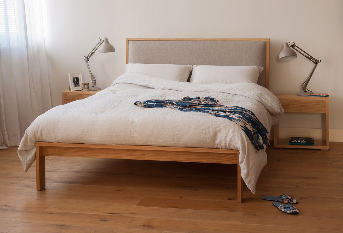 Best Shetland Bed With A Padded Headboard Cheap Bed Linen 400 x 300