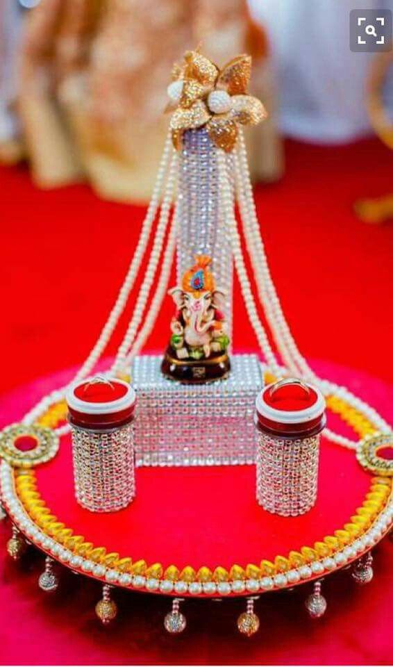 Engagement Plate Vidhya Indian Wedding Gifts Engagement