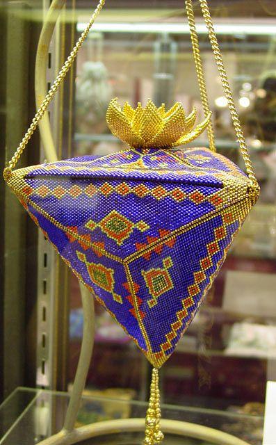 (16) Gallery.ru / Фото #1 - современные бисерные сумочки - swetta