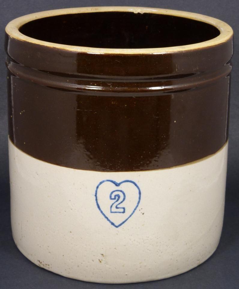 Antique Pottery Crocks 40 Antique Stoneware Pottery