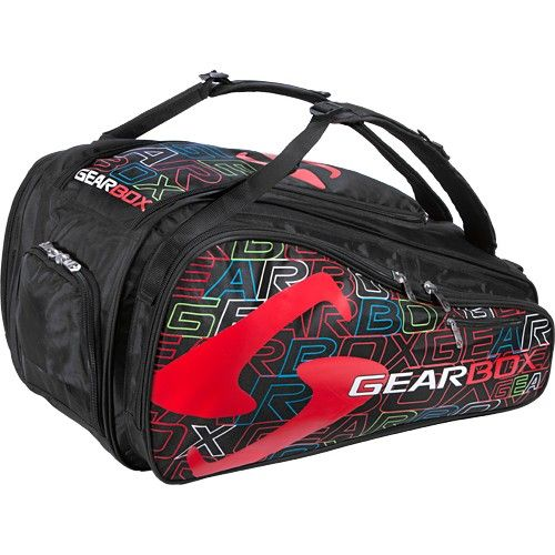 Click Image Above To Purchase Gearbox Iconic Club Bag Multi Racquetball Bags