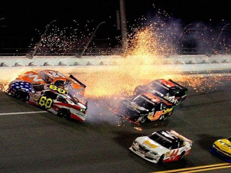 NASCAR Top 15 Crashes (0) Related posts: Nascar – Talladega Crashes ...