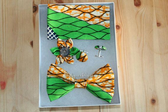 Check out this item in my Etsy shop https://www.etsy.com/listing/479494486/african-print-bow-tie-wedding-groom-bow