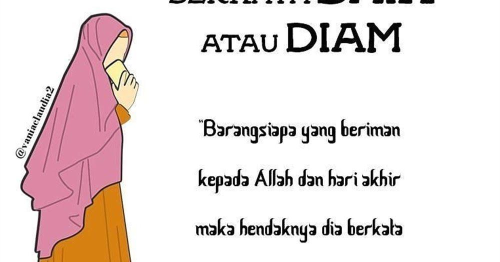 24 Gambar Kartun Muslimah Berkata Kata Gambar Kartun Muslimah Berkata Kata Top Gambar Download Gambar Kata Kata Kartun Muslimah Memes Pictures Ecard Meme