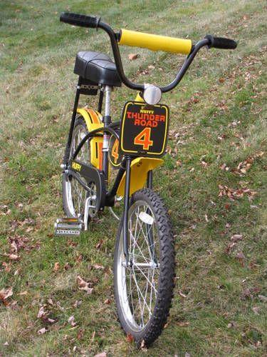 48378619710 1975 Huffy Thunder Road 4 | My Style | Kids bike, Bike pedals, Bmx ...