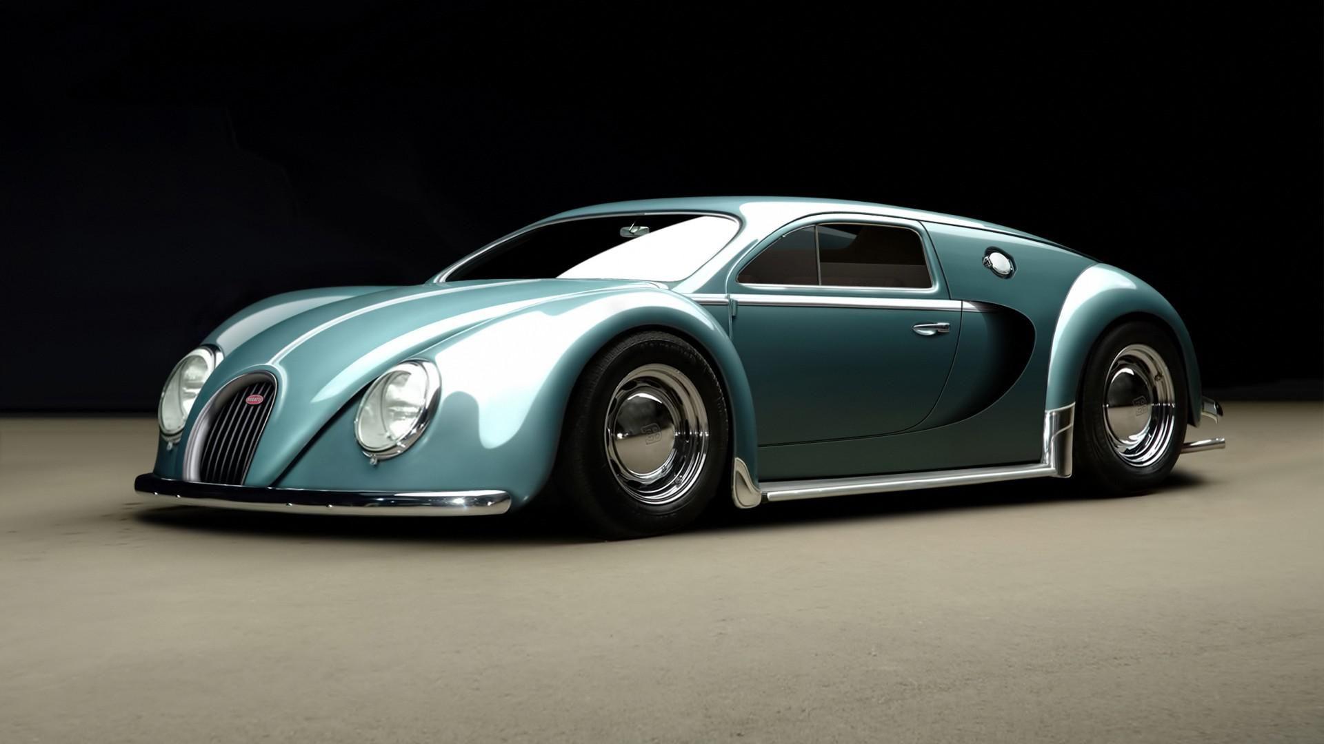 Vehicle · 1945 Bugatti Veyron