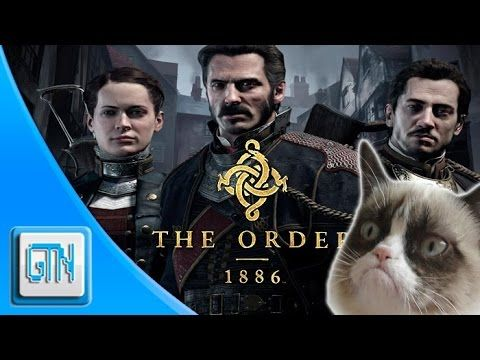 The Order 1886 Is So Cinematic Satire G T N Video Game News