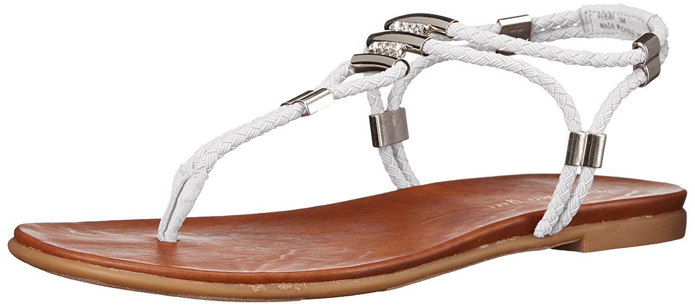 3ec4bc1f6 Madden Girl Women s Flexii Flat Sandal   Visit the image link more details.   sandals