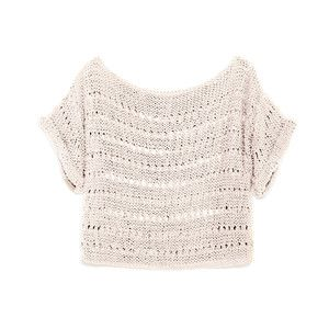 Diana Sweater Ivory, $130, now featured on Fab.
