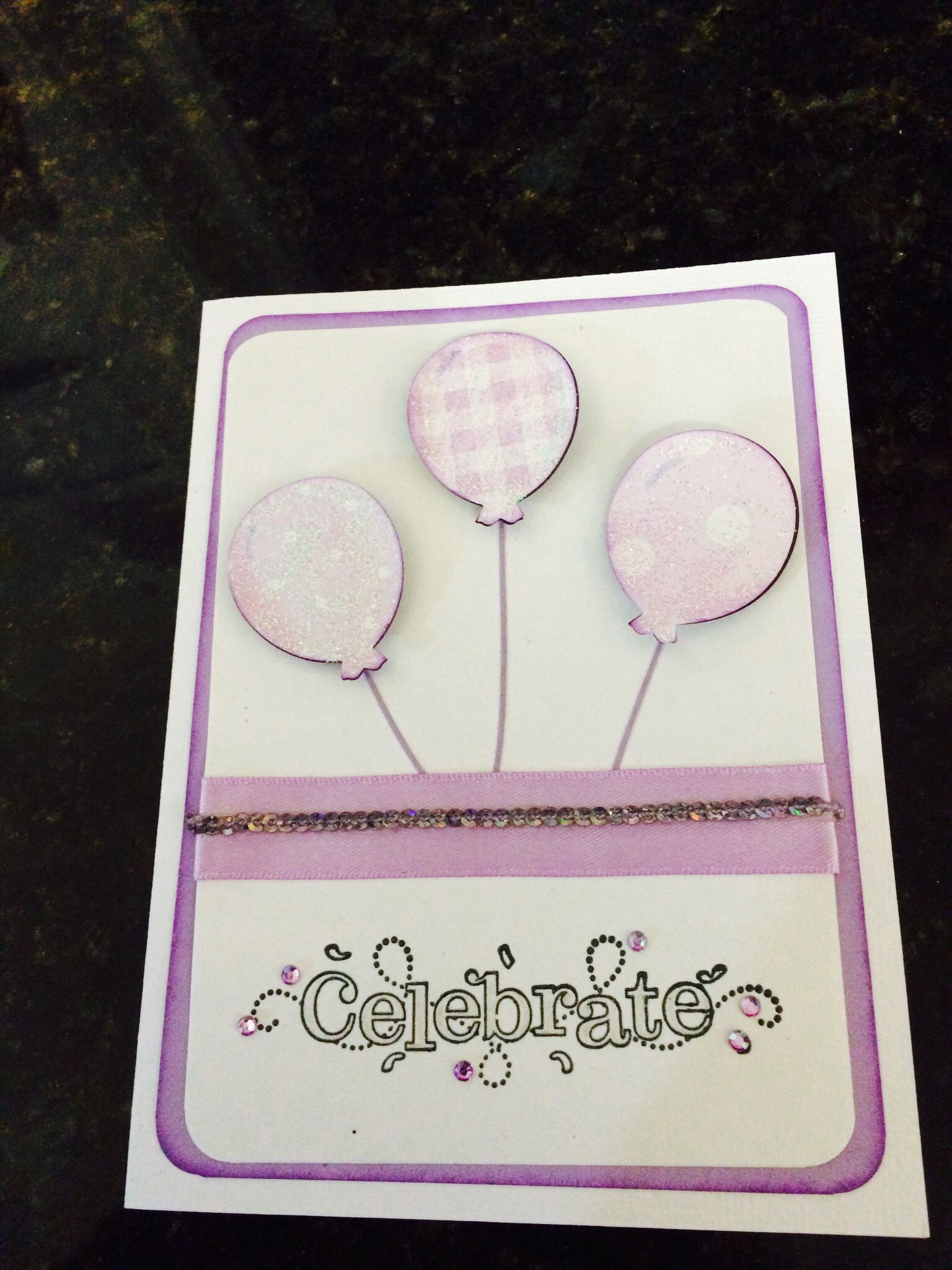 Handmade Birthday Card Female Cards Pinterest Handmade