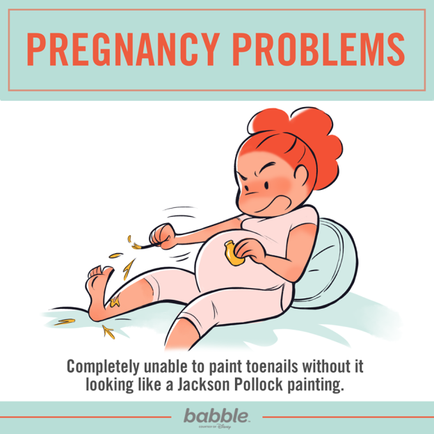Comics That Totally Capture What It S Like Being Pregnant