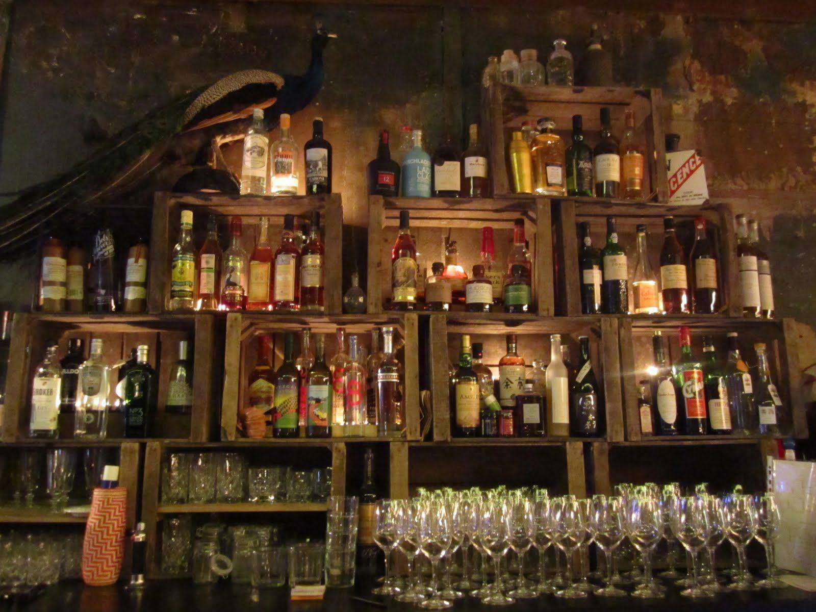 Haus Bar - Cocktail TIns | Scar Jo\'s | Pinterest