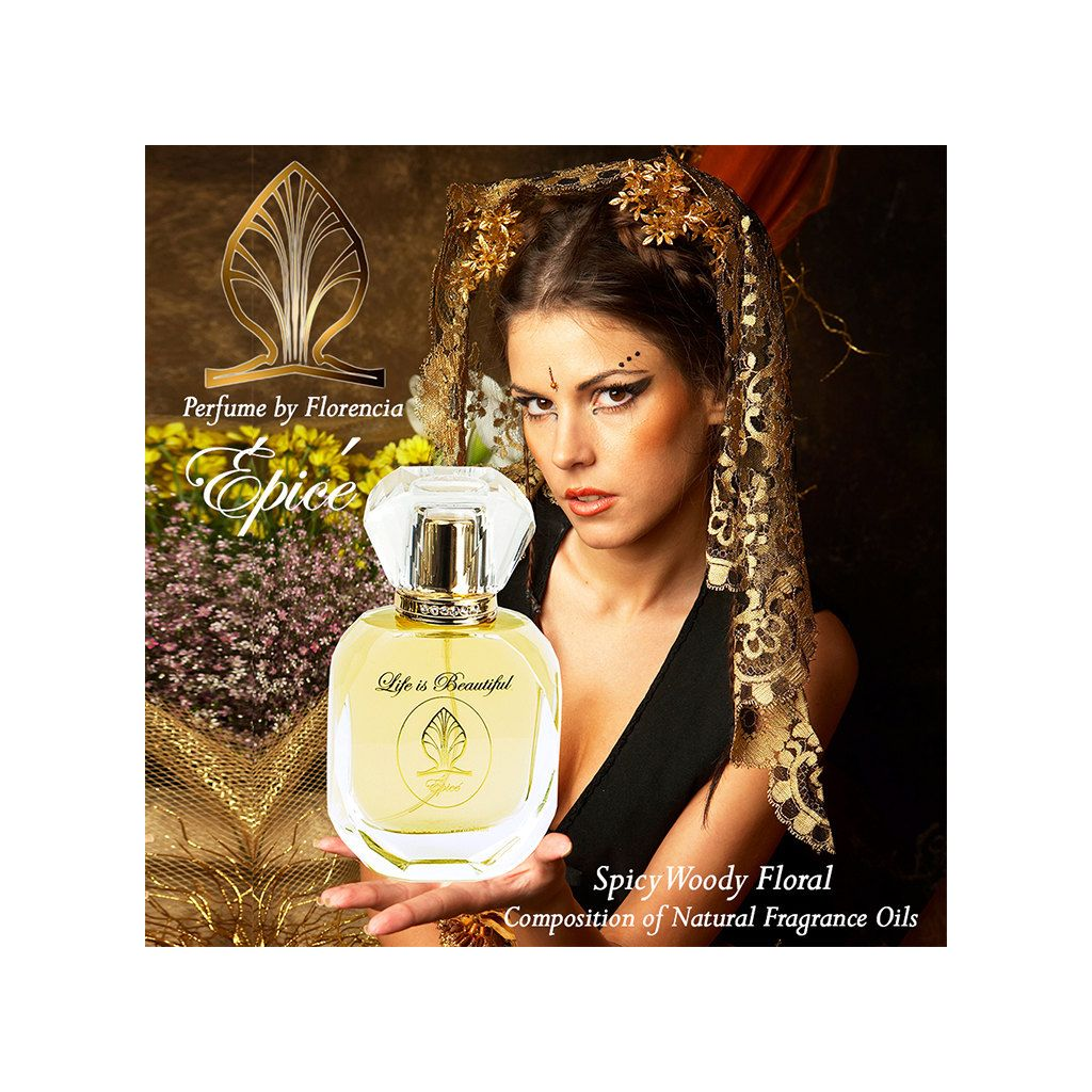 Halloween Gift Épicé by Florencia Perfume for Women