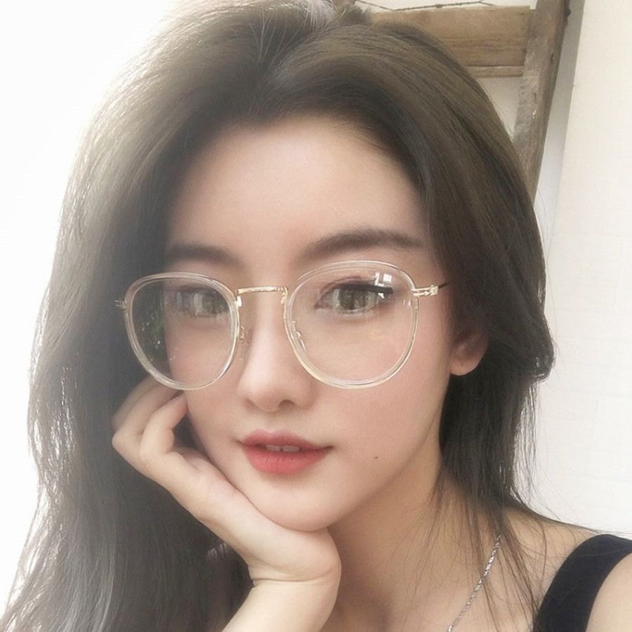 Ulzzang Girl Glasses Fashion
