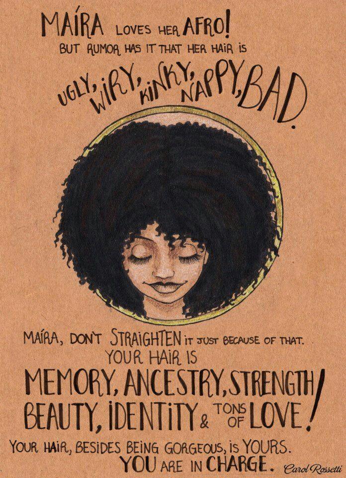 #afroitalian #mixed #negritud #blackwoman #afrohair #carolrossetti   Noi, nati e cresciuti in Europa, per molto tempo abbiamo lottato contro le nostre caratteristiche fisiche perché non assimilabili al concetto di bellezza dominante. Circondati da parametri come la …