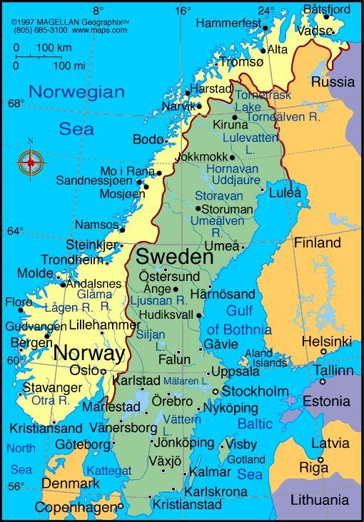 Map Of Norway There Is A Small Town That My Last Name Battle Between The Norwegian And Scottish Many Years Ago