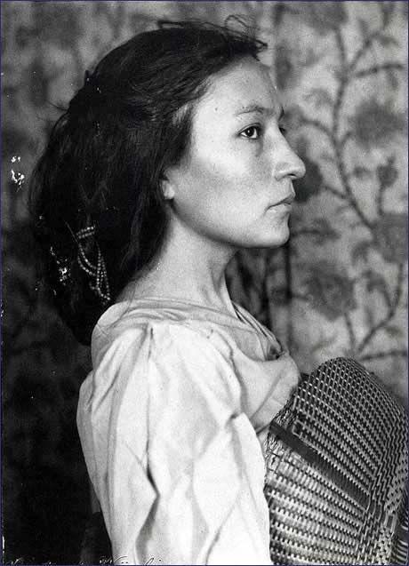 Zitkala-Sa by Gertrude Kasebier, 1898. Zitkala-Sa was the ...Zitkala Sa