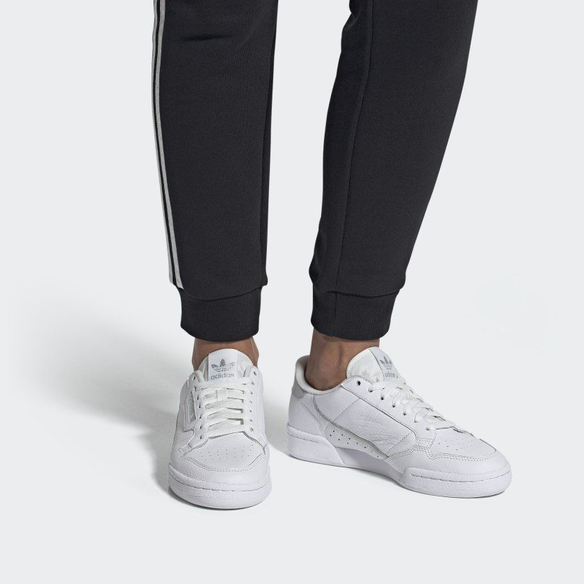 adidas women's continental 80 low top sneakers