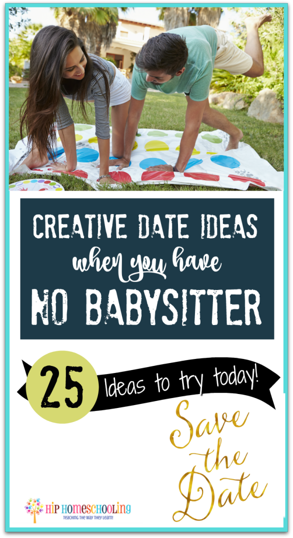 Creative Date Ideas When You Have No Babysitter Keep