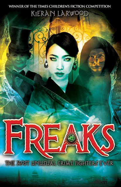 'Freaks' is a mystery thriller set in the crusty depths of a very unpleasant Victorian London, but it was very nearly something completely different.  About five years ago, when I first started having a serious crack at writing a novel, it was a story about a crew of aliens on a spaceship.  That book fizzled out after three unimpressive chapters, but something about the strange characters and the way they interacted refused to get out of my head.