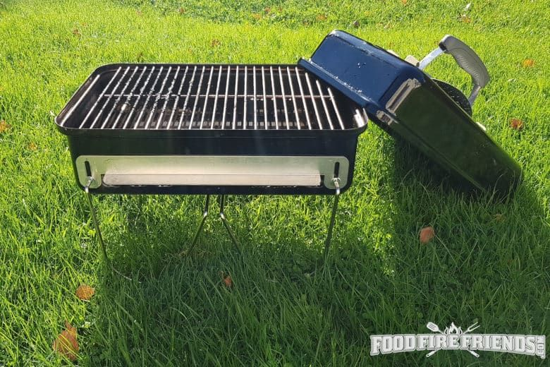 Weber Go Anywhere Charcoal Grill Review Small But Mighty Charcoal Grill Grilling Best Portable Grill