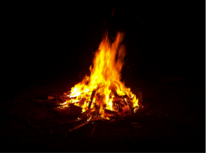 Fire Represents Both Order And Chaos In Lord Of The Flies It Represents Order Because Ralph And Piggy Insist That T Lord Of The Flies Scared Of Flying Bonfire