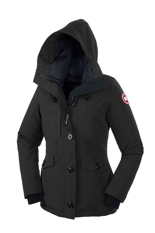 canada goose jakke dame svart