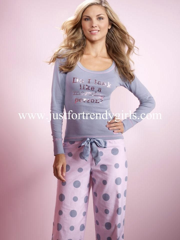 La Senza fashion pajamas-Just For Trendy Girls - Just For Trendy Girls 4def48ea3