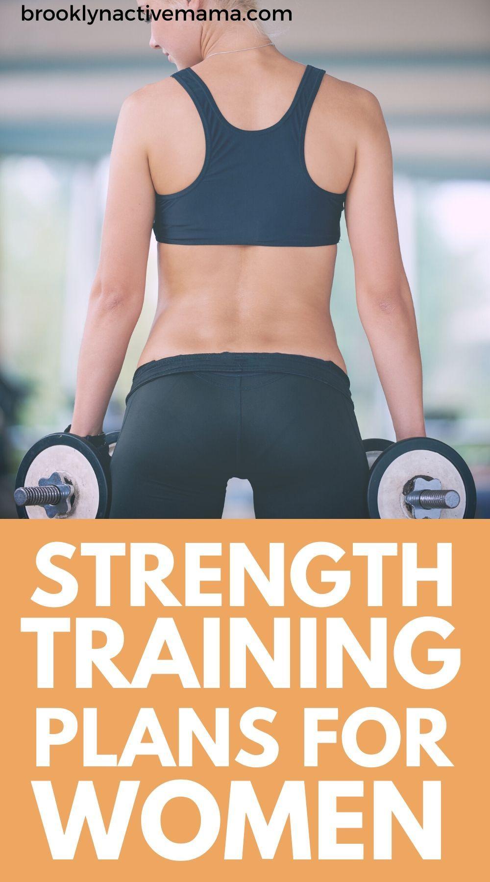 Got Muscle? 9 Beginner Strength Training Routines For Women
