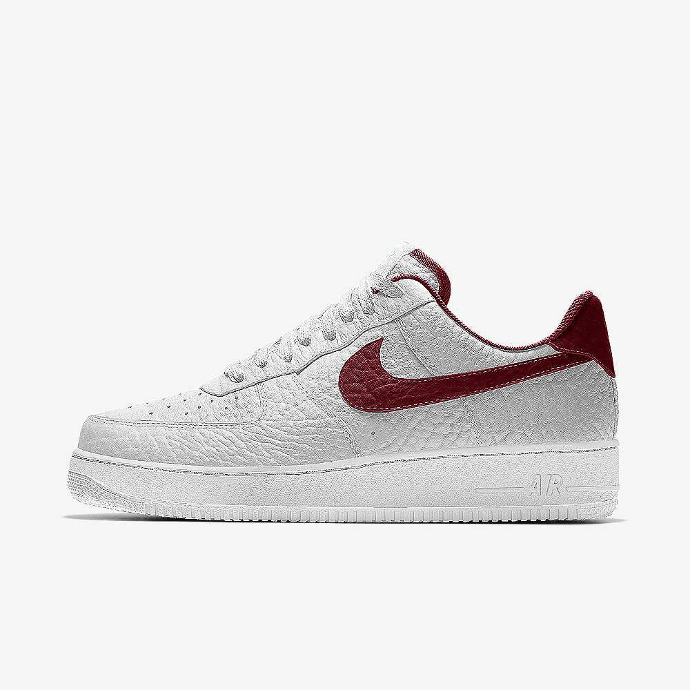Nike Air Force One. Cavs colors also...  e29e21620b3d