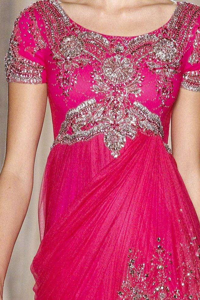 Marchesa, Spring 2013 | India Fashion | Pinterest | Mi estilo, Noche ...