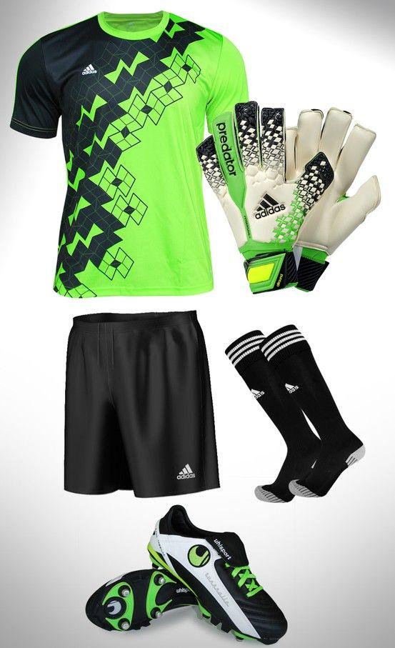 Goalkeeper Shirt Adidas Predator Maglia da portiere Adidas Predator Camisetas  De Fútbol 8fa1700a6aada