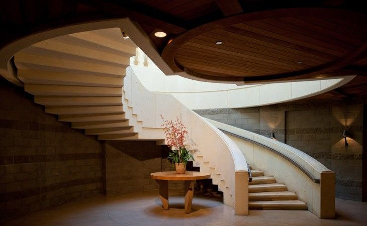 Opus One Winery #wine #architecture #usa
