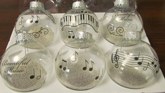 I love making fun ornaments for Christmas! It's cheaper and you can create…