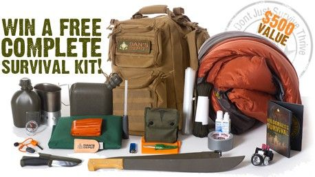 Pin By Omega Gear On Contests And Giveaways Outdoor Survival
