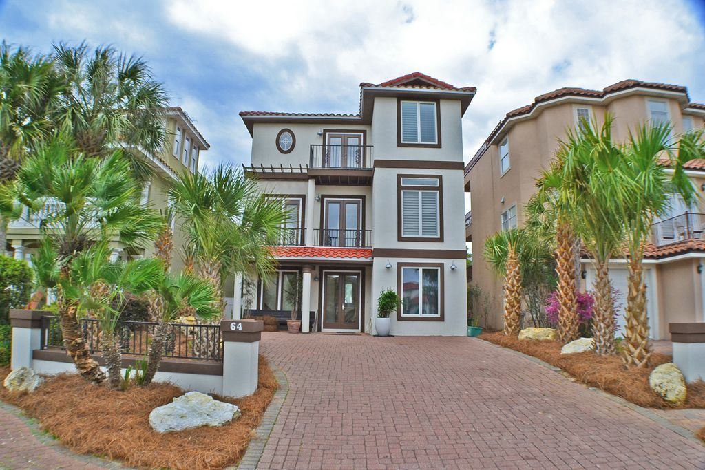 house vacation rental in destin area from vrbo com vacation rh pinterest com