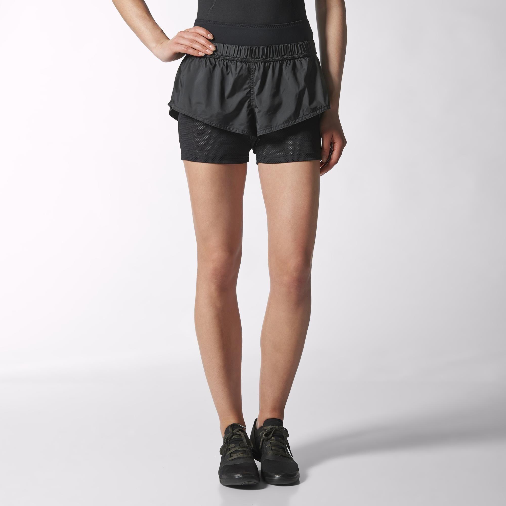 Health Goth // Adidas / adidas by Stella McCartney Run Shorts