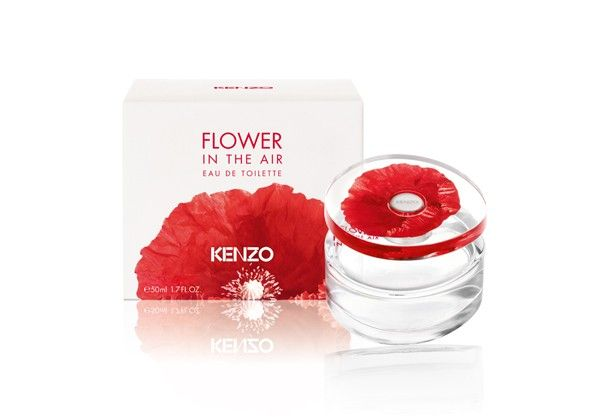 Flower in the Air, Kenzo (Foto: Divulgação)