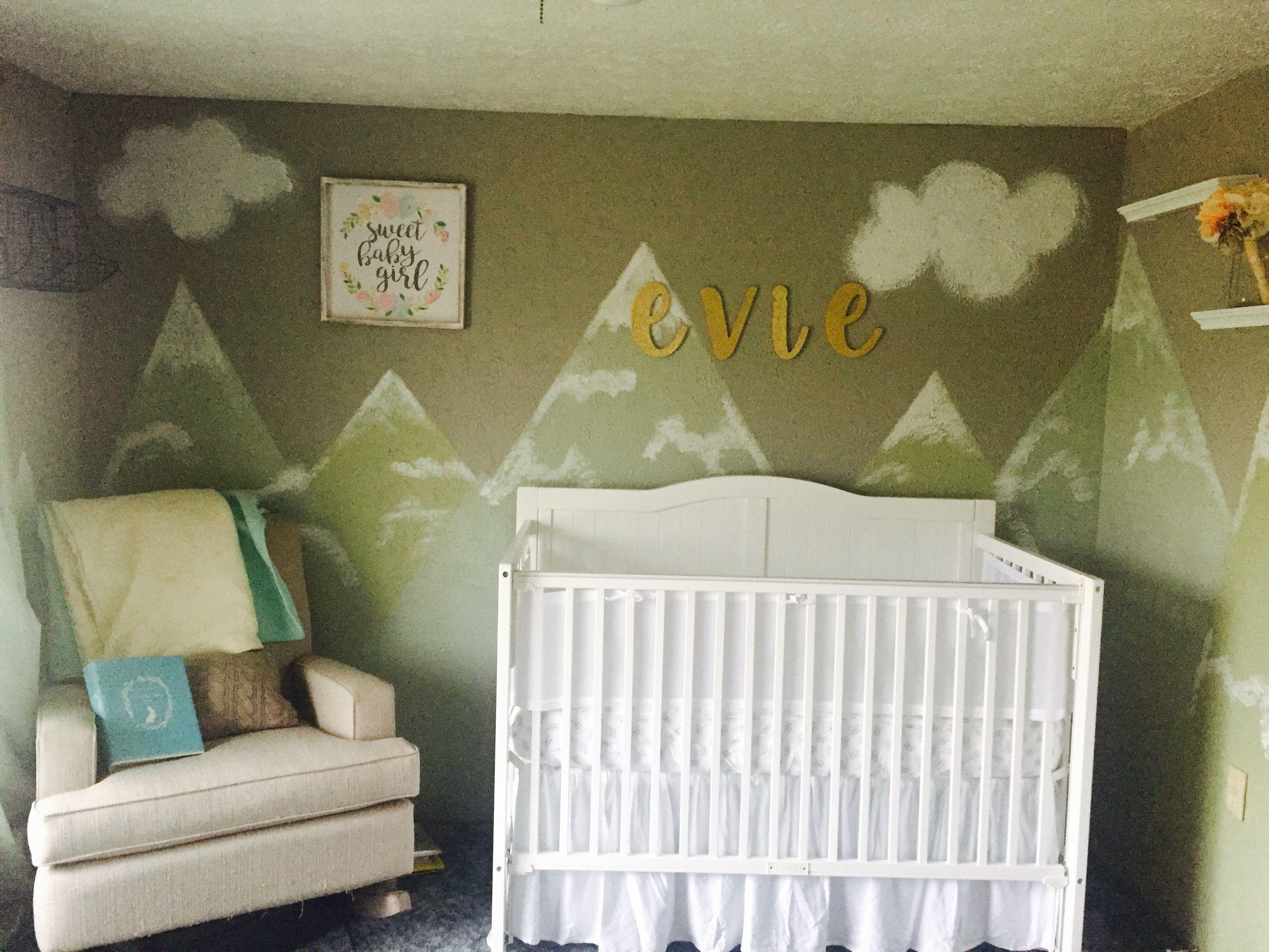 Baby Girl Adventure Nursery