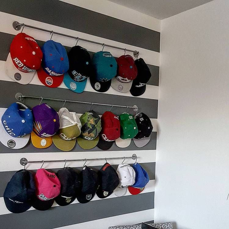 9 Diy Hat Rack Ideas For Any Home Enthusiasthome Diy Hat Rack Hat Rack Diy Coat Rack