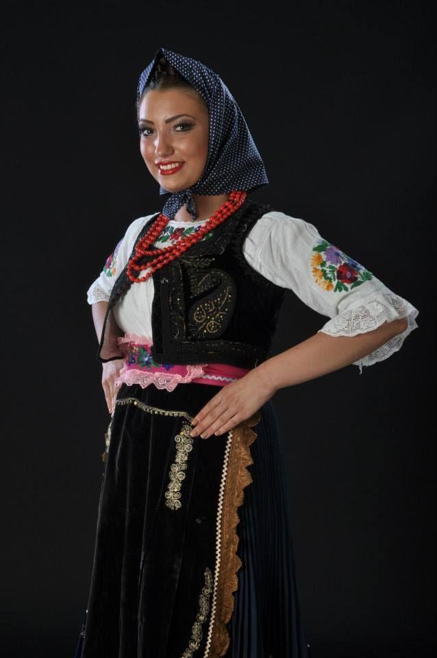 Сербский народный костюм фото