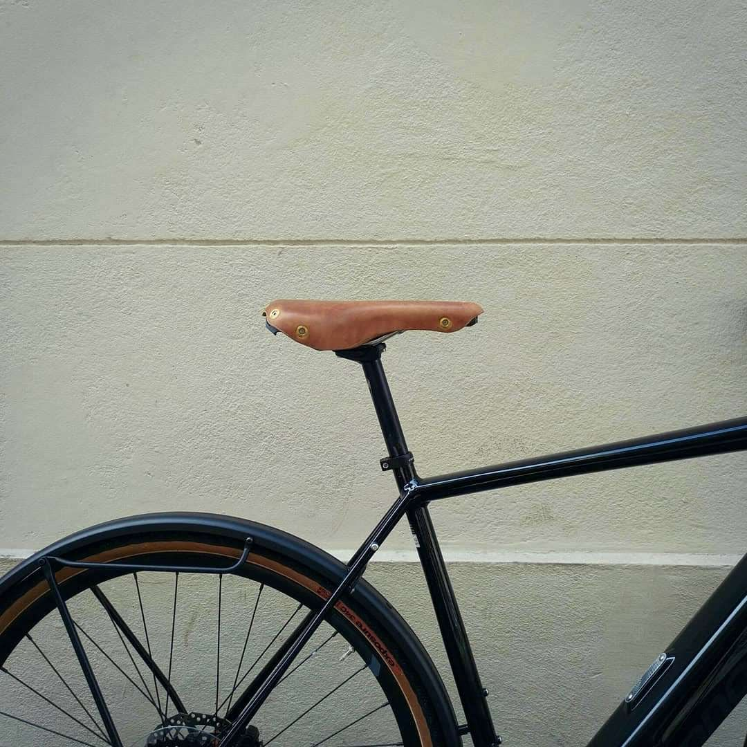 Selle Dutch Perfect Rouge