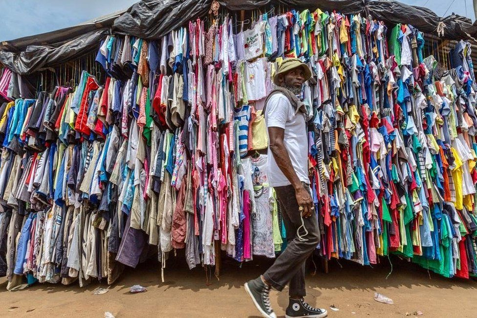 How Paris Got A Taste For Second Hand Style From Africa In 2020 Africa African Chic Style