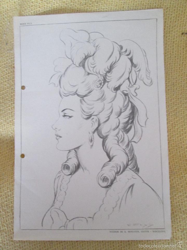 Laminas de dibujo impresas motivos dibujo artistico sucesor de meseguer cosas que comprar - Laminas de dibujo artistico ...