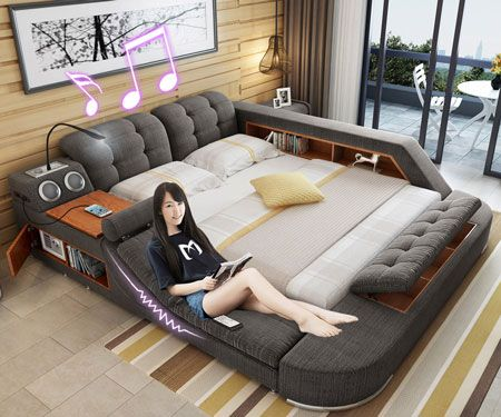 Best The Best Bed Ever Furniture Tatami Bed Smart Bed 400 x 300