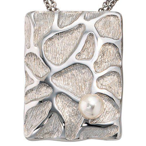 Damen-Anhänger teilmattiert Sterling-Silber 925 rhodiniert Muschel Dreambase, http://www.amazon.de/dp/B0097RO6JI/ref=cm_sw_r_pi_dp_vOC4sb154AK36