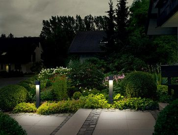 Bega Contemporary Landscape Bega Uscom Low Voltage Led