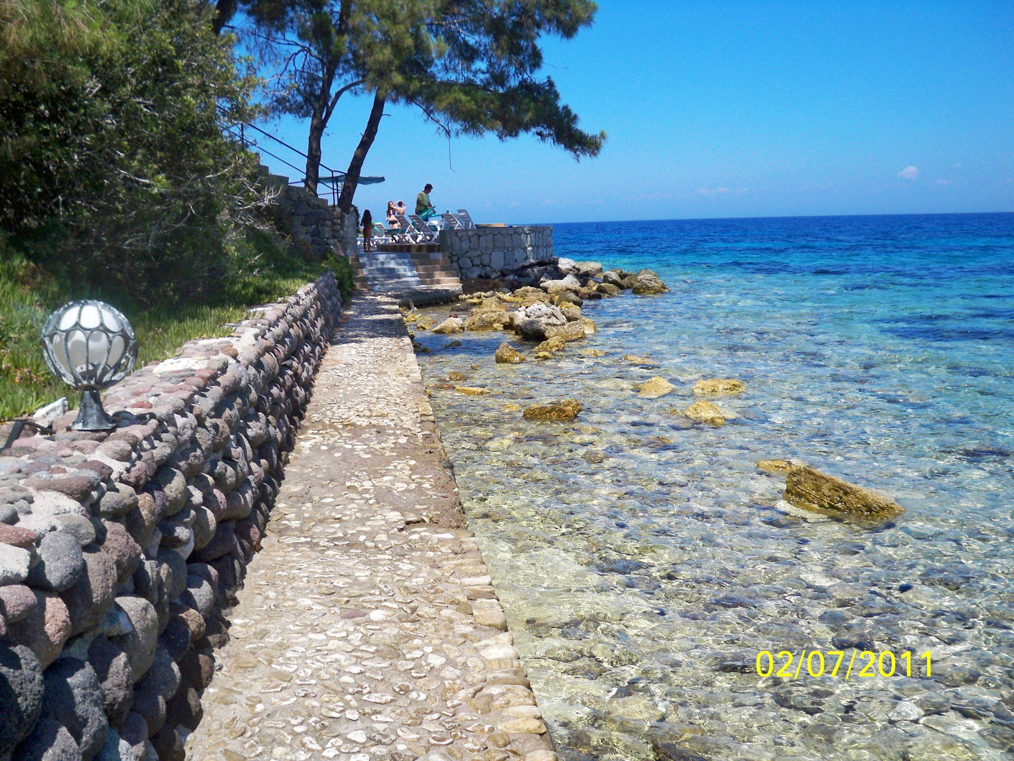 Kayra Beach Izmir Dikili Turkiye