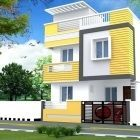 Photo of Indian Village House Front Elevation Designs Photos #house i
