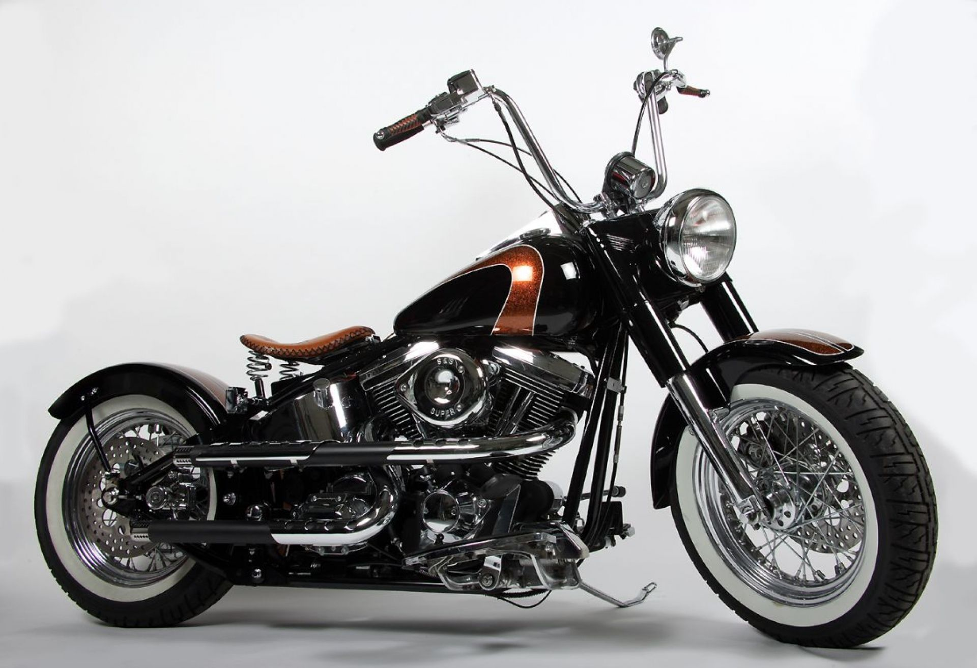 rollingthunder bike chopper harley davidson motorcycle. Black Bedroom Furniture Sets. Home Design Ideas
